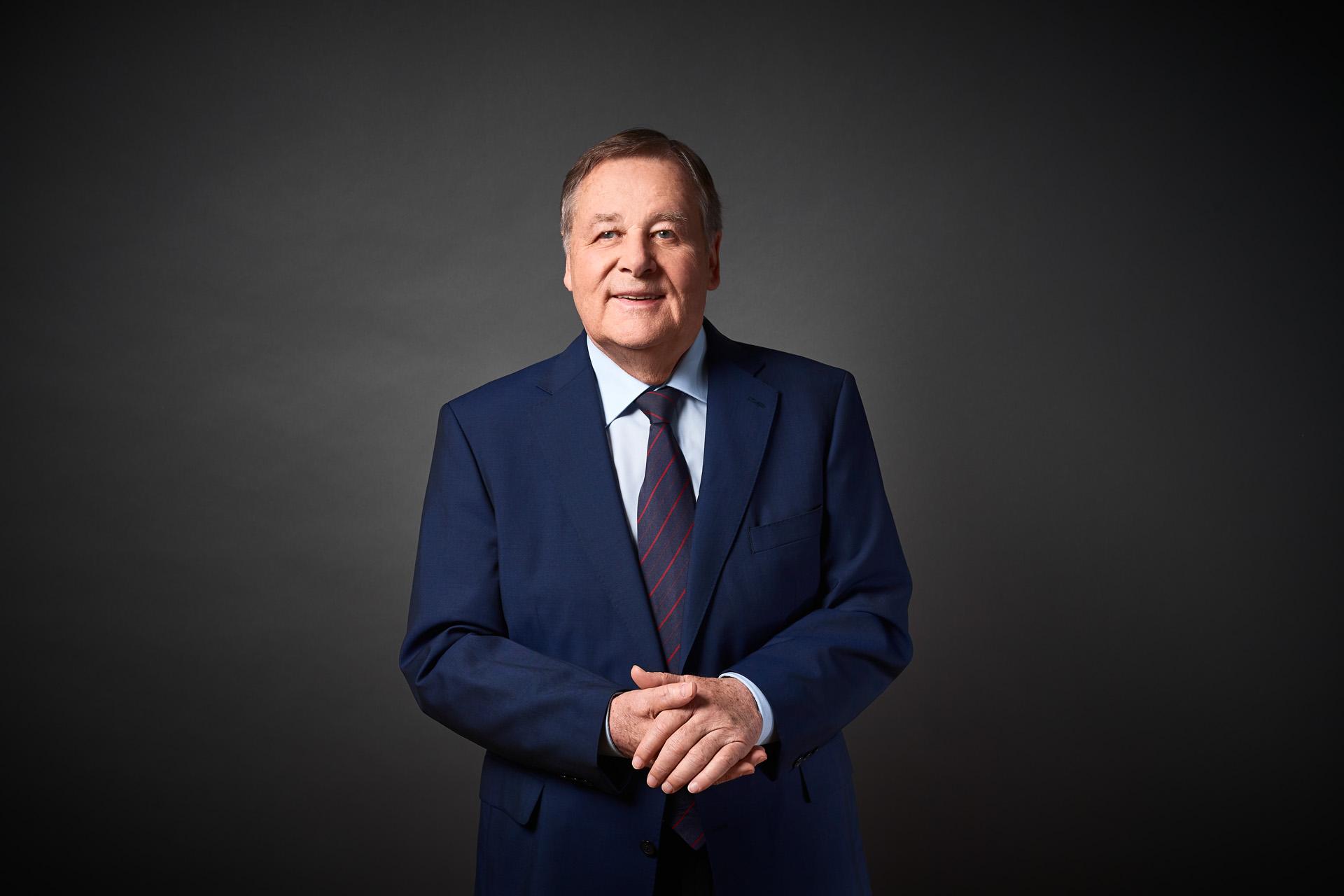 Portraitfoto Prof. Dr. Heinz Krammer